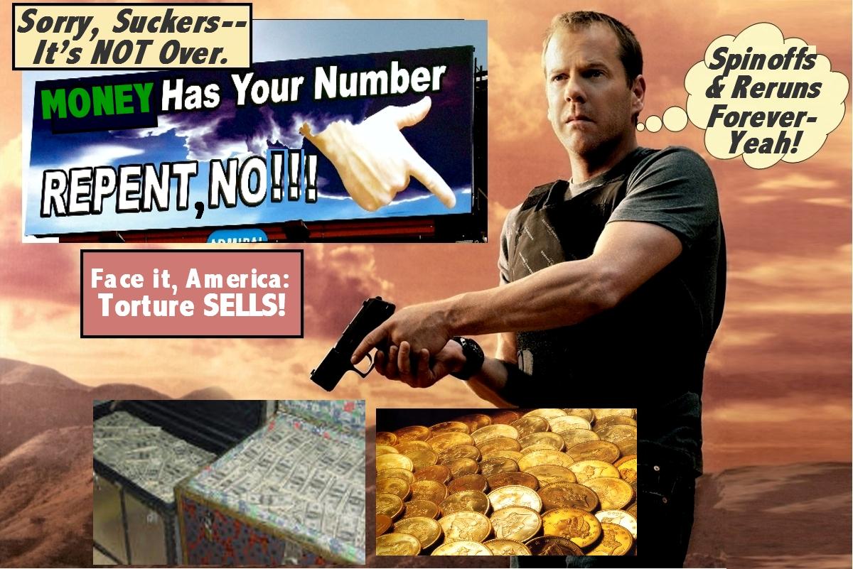 Jack Bauer torture show