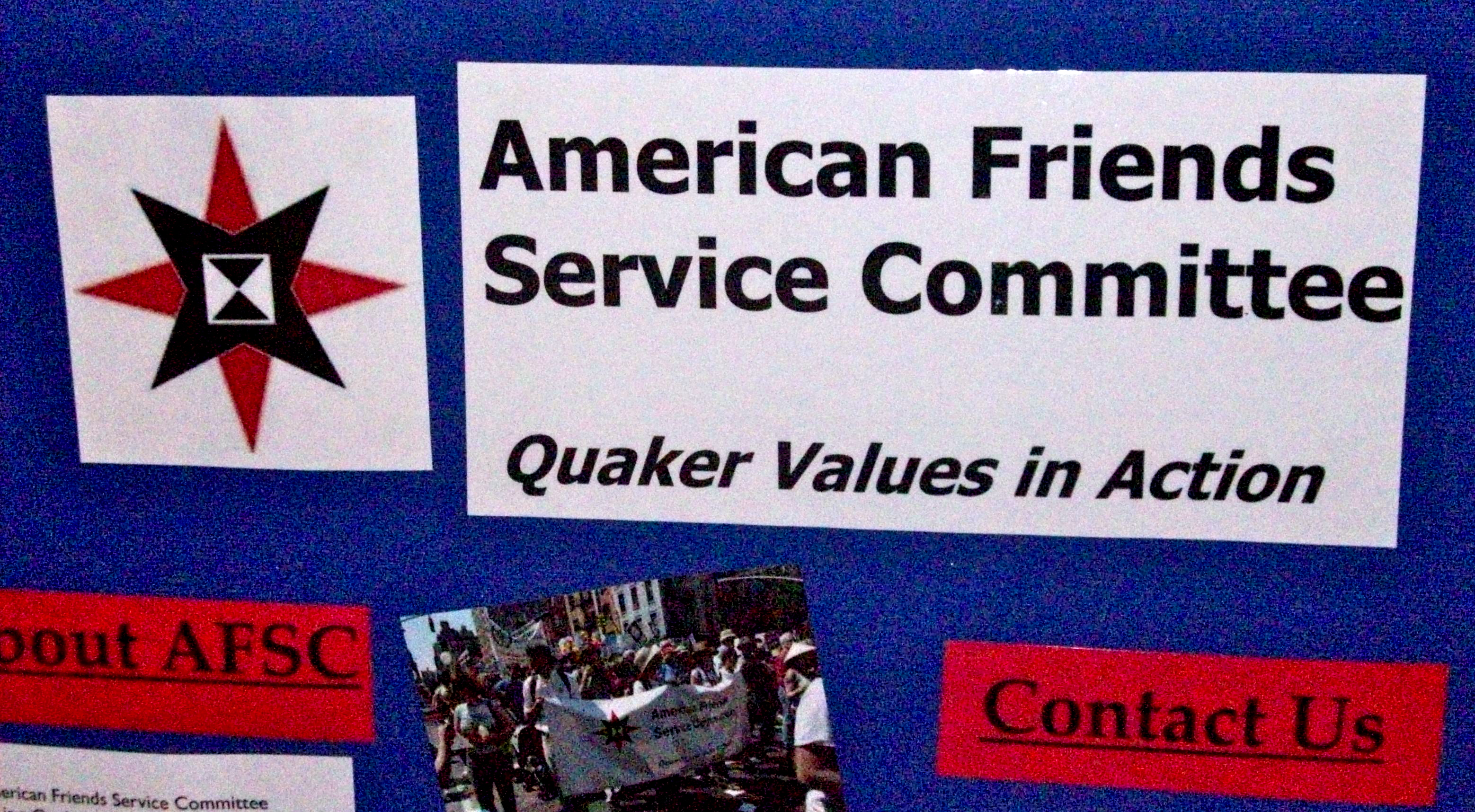 AFSC-Quaker Values
