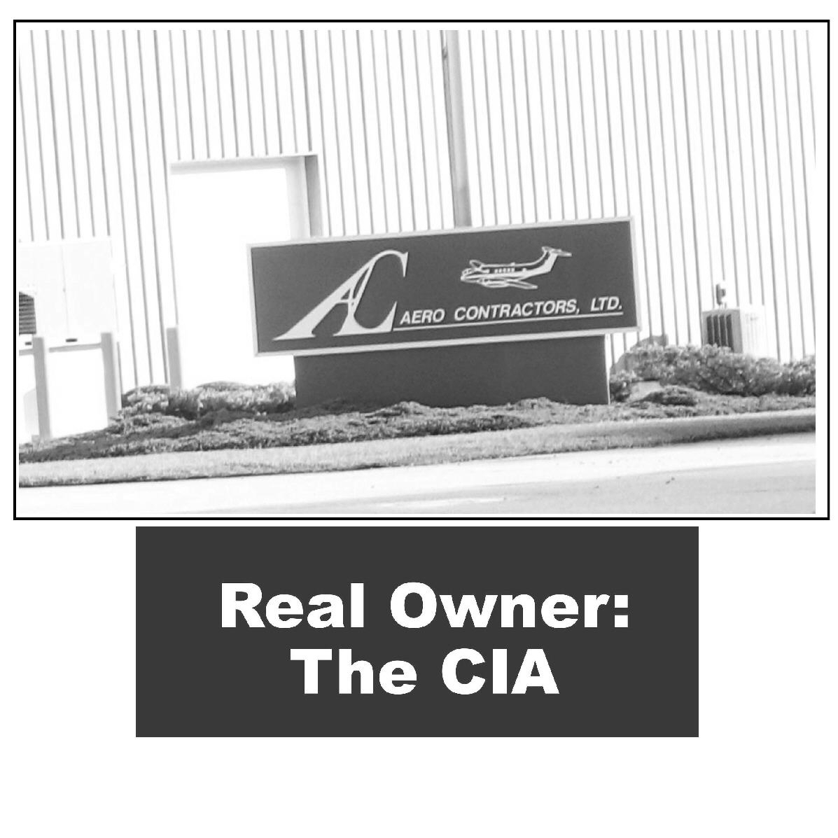 Aero Contractors, Smithfield NC, company sign