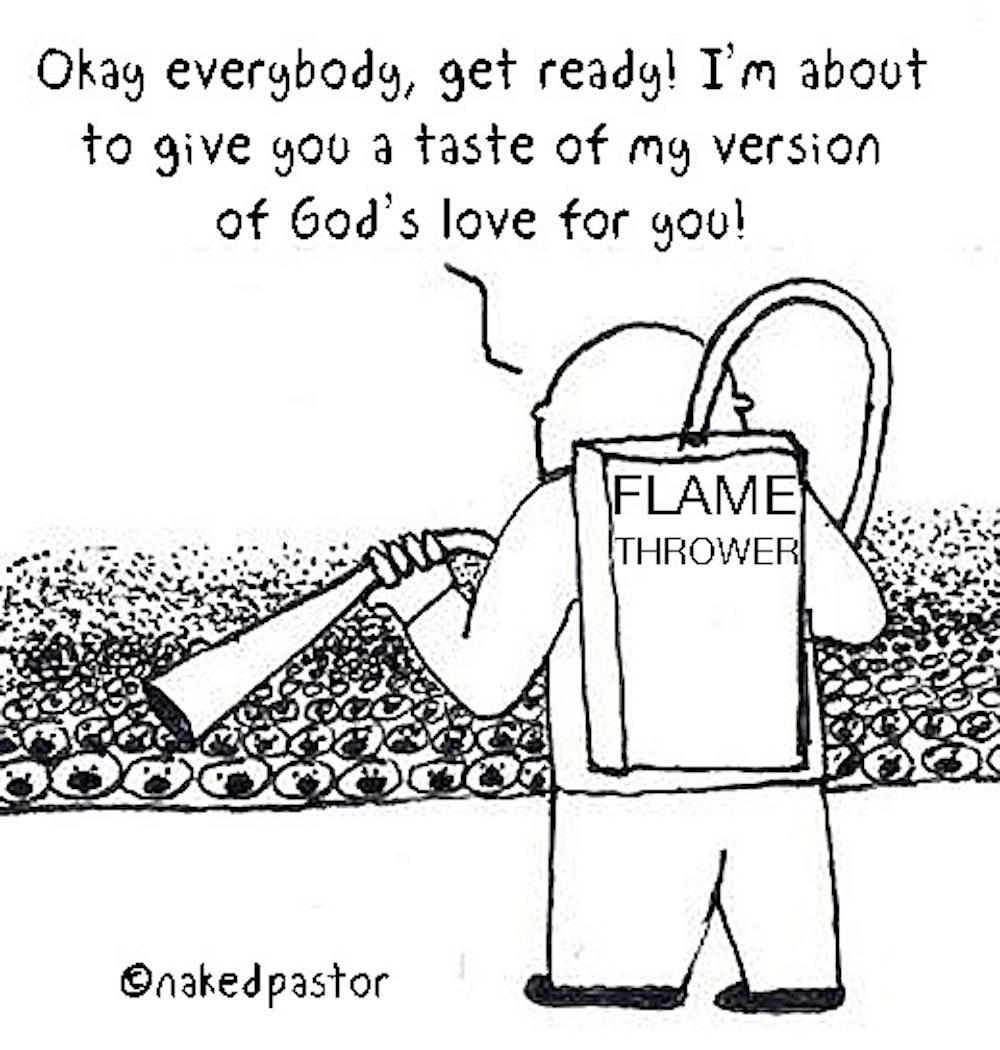 A Cartoon about Calvinism