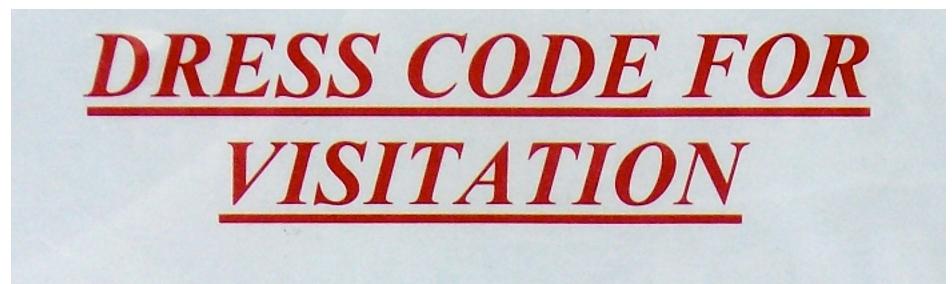 Dress code-header
