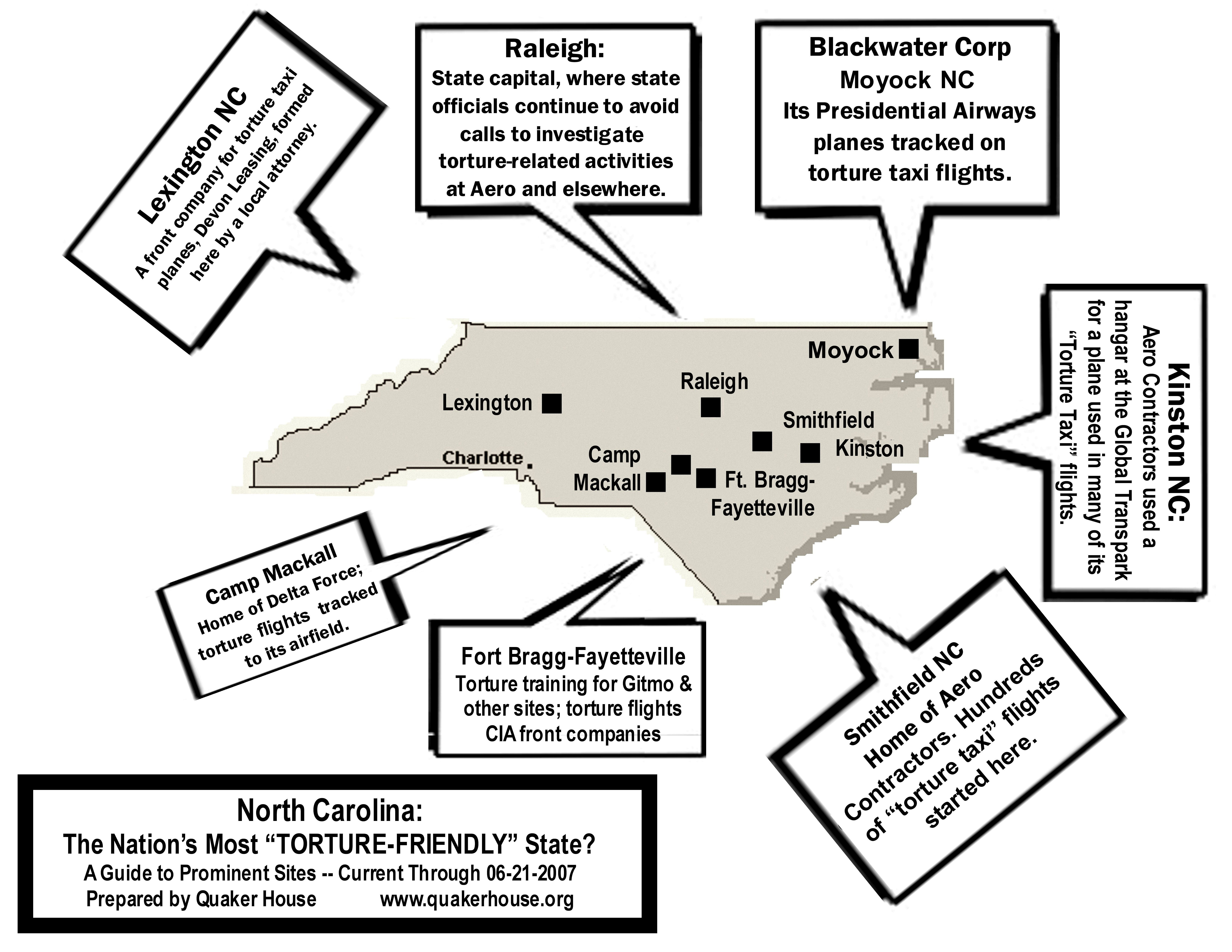NC Torture map
