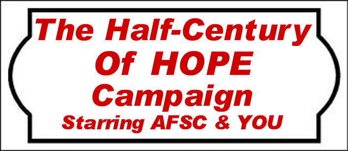 Half Century of Hope Campaign