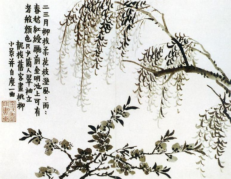 Chinese Willow & Breeze