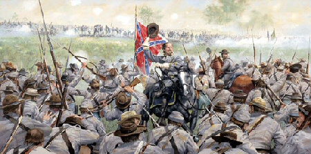 Pickett's Charge-Civil War