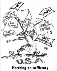100-percent-kkk-marching-1925