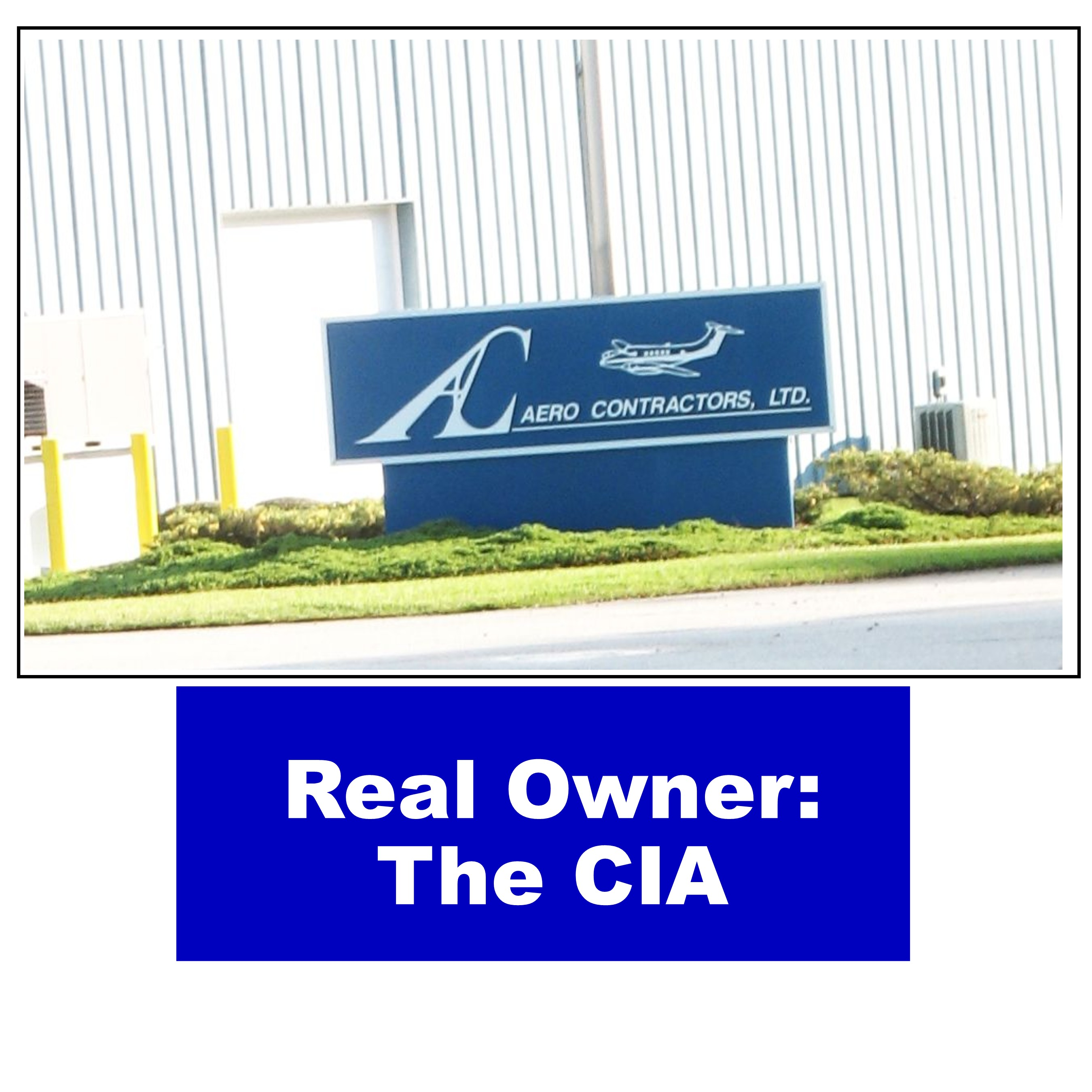 Aero Contractors in Smithfield NC has been the focus of anti-torture protests.
