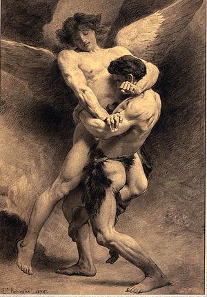 Jacob Wrestling