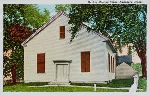 Amesbury-Meetinghouse