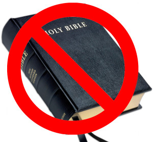 Image result for images of Bible ban