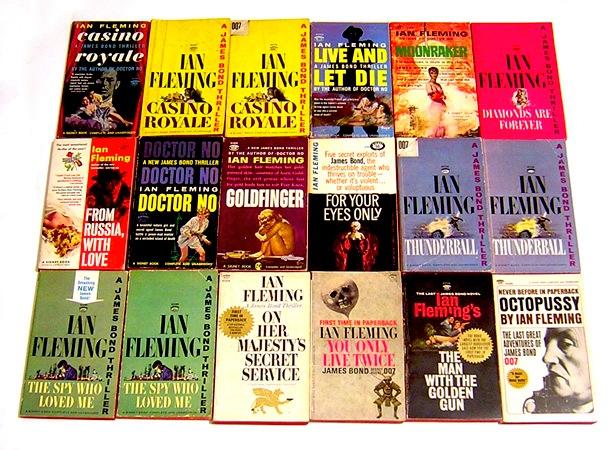 Bond-Books