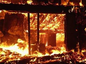Building-burning