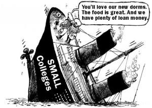 College-sinking