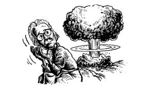 Dorothy Day vs. nukes.
