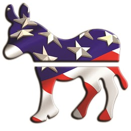 Democrat-donkey-flag