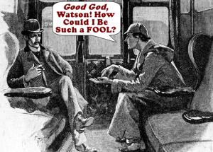 Fool-4-Sherlock-Watson