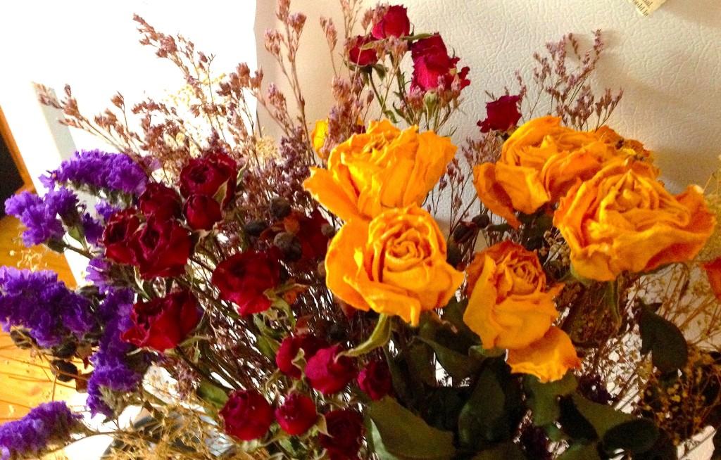 Fridge-roses