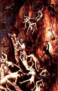 Hell-old-painting