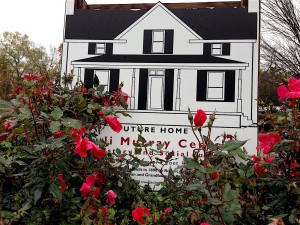 House-Sign-With-Roses