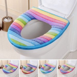 Rainbow toilet #2