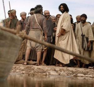 Jesus-fishermen