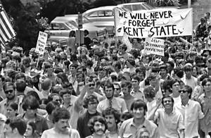 Kent-state-memorial-protest