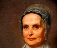 Lucretia Mott, My Progressive Quaker Hero