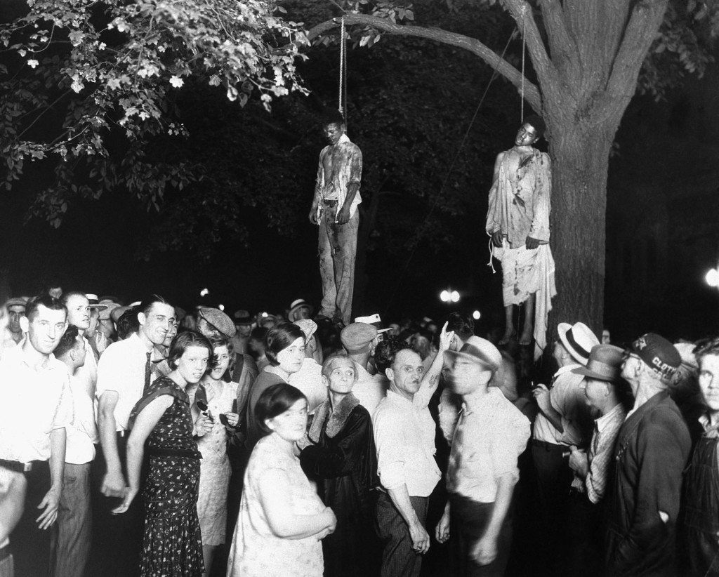 Lynching-Thomas-Shipp-n-Abram-Smith-Marion-IN-Aug-1930
