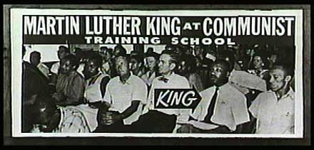 http://afriendlyletter.com/wp-content/uploads/MLK-at-communist-training-school-billboard.jpg