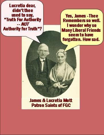 Motts  on Authority & Truth