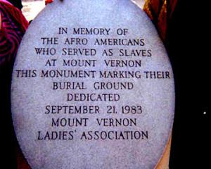 Mount-Vernon-Slave-Monument