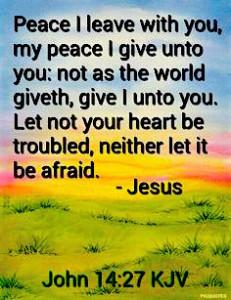 Peace-Jesus
