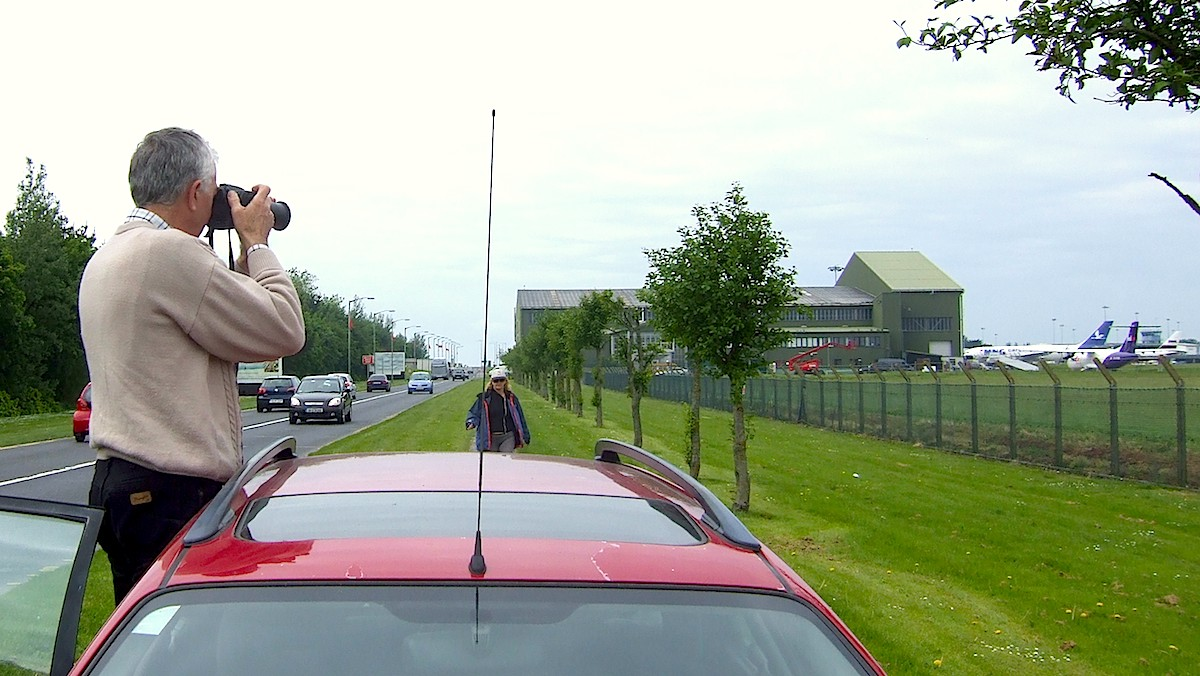 PLanespotting-Shannon Airport Ireland