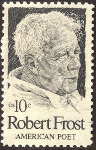RobertFrost-stamp