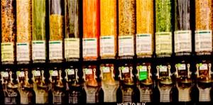 Spice-bins