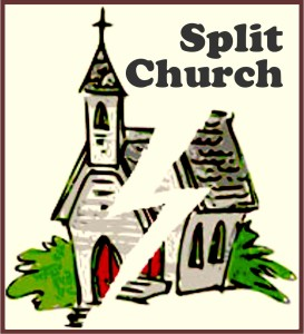 Split-church