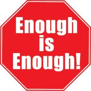 Stop-enough