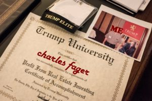 Trump-U-diploma