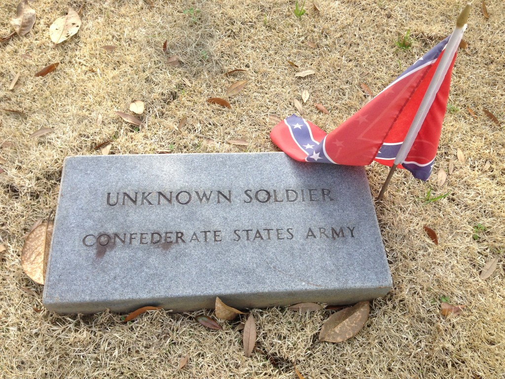Unknown-Confederate-Soldier-Grave