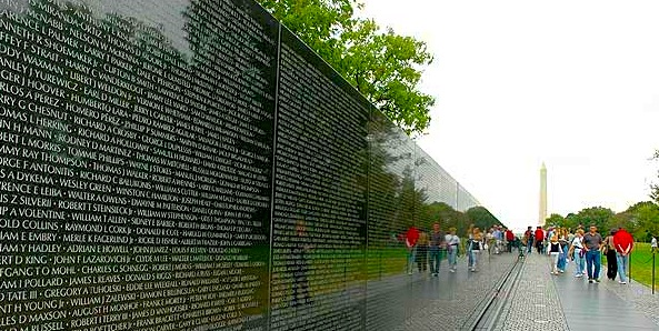 Vietnam-wall