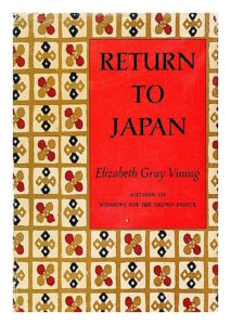 Vining-Return-to-Japan-Cover