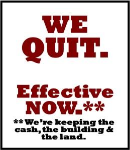 We-Quit-Sign