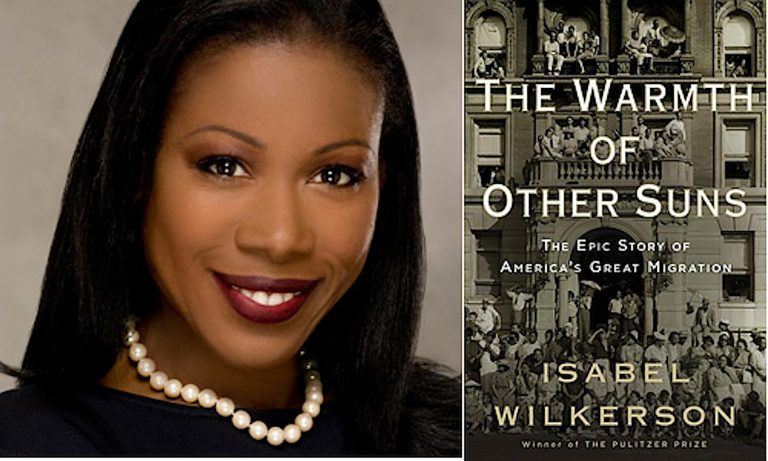 african american history in isabel wilkersons the In this epic, beautifully written masterwork, pulitzer prize-winning author isabel wilkerson chronicles one of the great untold stories of american history: the decades-long migration of black citizens who fled the south for northern and western cities in search of a better life.
