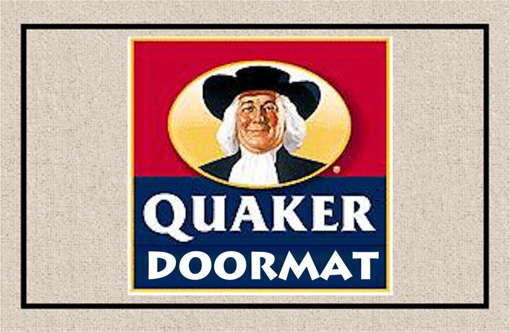 doormat-quaker