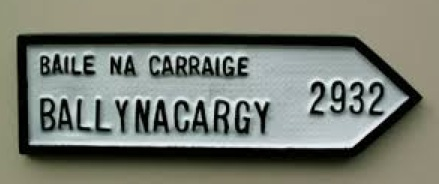 Another Irish Road Sign