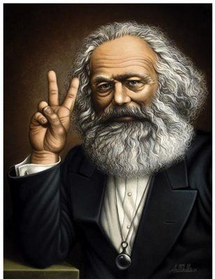 Marx for Peace