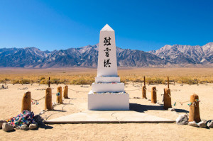 Manzanar-monument